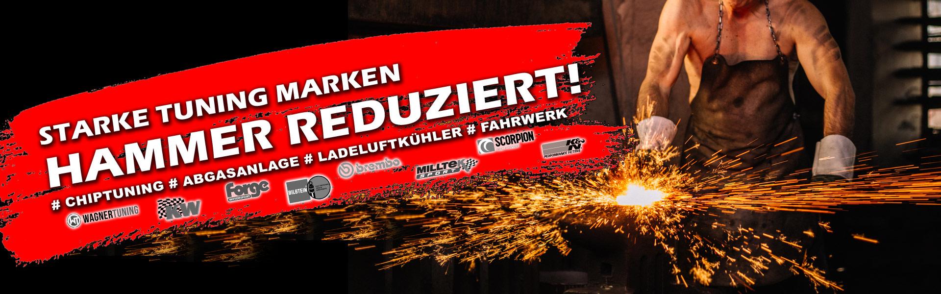 STARKE TUNING MARKEN - HAMMER REDUZIERT!