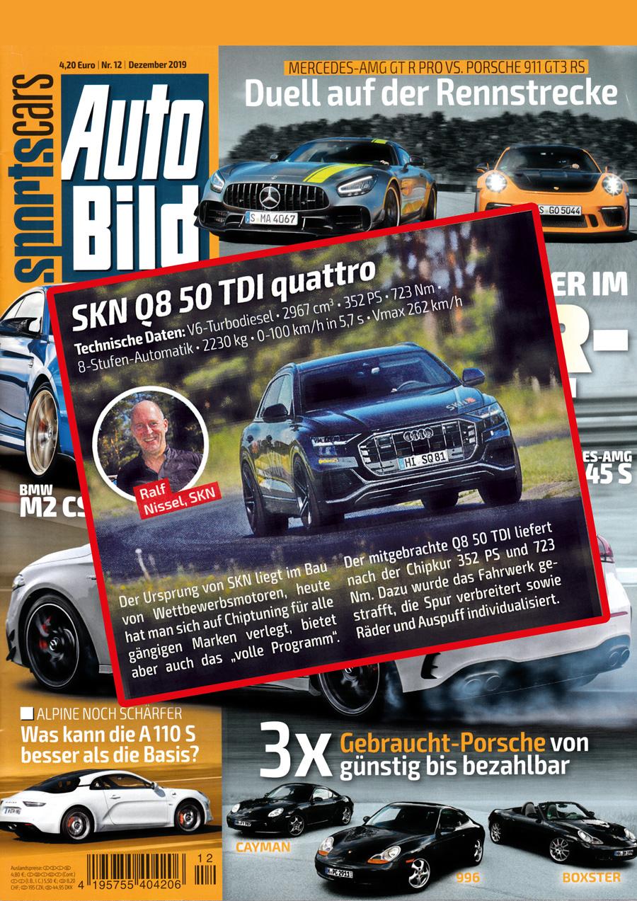 12 2019 Autobild Sportscars 39 Étiquette de réglage Conti