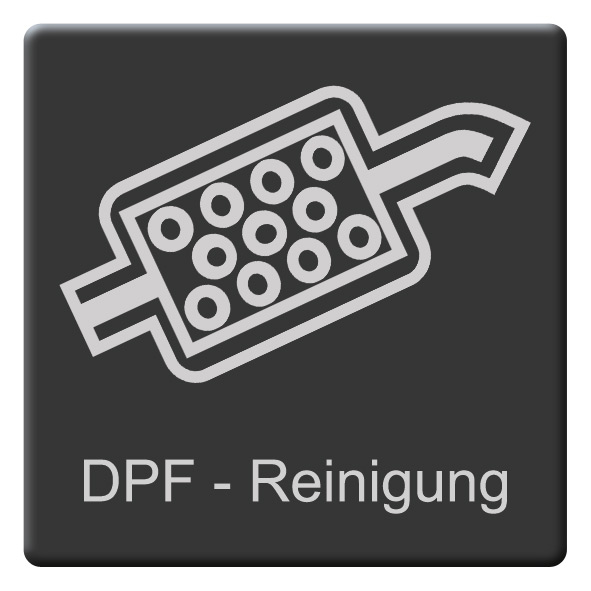 Icon DPF cleaning