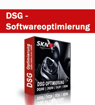 DSG - Softwareoptimierung