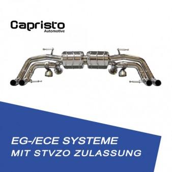 Capristo EG-/ ECE-Genehmigung