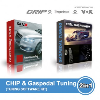 POWER & Gaspedal Tuning Kit