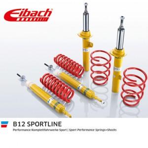 Eibach E95-81-009-02-22 Fahrwerkssatz, Federn/Dämpfer, EIBACH B12 Sportline