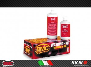 BMC Reinigungsset - WA200-500 - Reinigungsmittel + Filteröl Spray