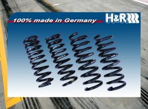 H/&R Federn für Hyundai Getz Tieferlegung