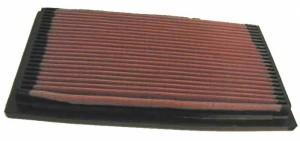 K&N High-Flow Luftfilter für - VW, Passat (3A), 2.9 VR6 Syncro