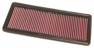 K&N High-Flow Luftfilter für - Lancia, Ypsilon , 1.4 16V