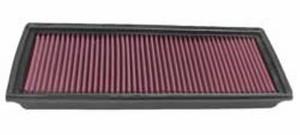 K&N High-Flow Luftfilter für - VW, Touran (1T), 2.0 TDI