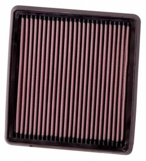 K&N High-Flow Luftfilter für - Opel, Corsa D, 1.7 CDTI