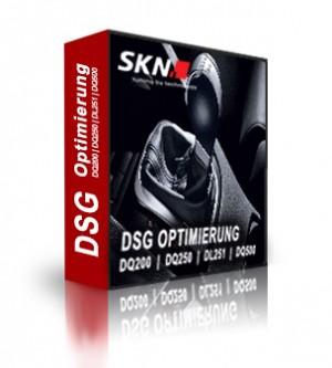7. Gang DSG - DQ 200 Optimierung für VAG 1.4 TSI, 1.6 TDI, 1.8 TSI Motoren