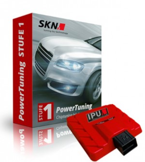 Premium Chiptuning BOX (IPU Hardware) - BMW X1 xDrive20i (141 kW /192 PS)