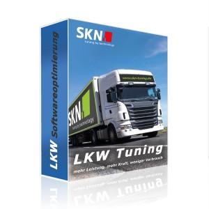 LKW ECO Tuning - SCANIA R-Baureihe | Euro 4 9.3L PDE 228 kW (310 PS)