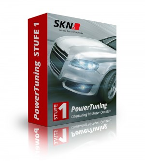 CHIP Tuning - BMW X1 sDrive20i (141 kW /192 PS) STUFE 1