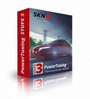 CHIP Tuning - BMW X4 xDrive28i (180 kW /245 PS) STUFE 3